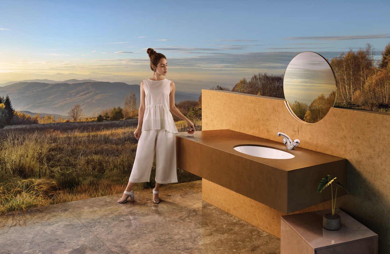 Jak stworzyć łazienkę pełną dobrej energii?
